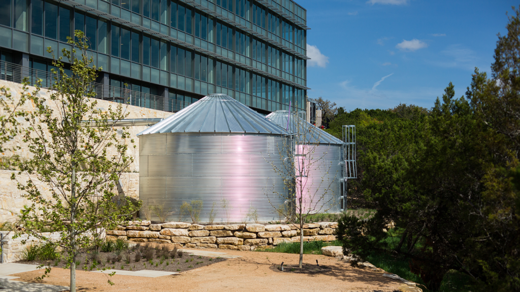 Indeed HQ Stormwater Tank